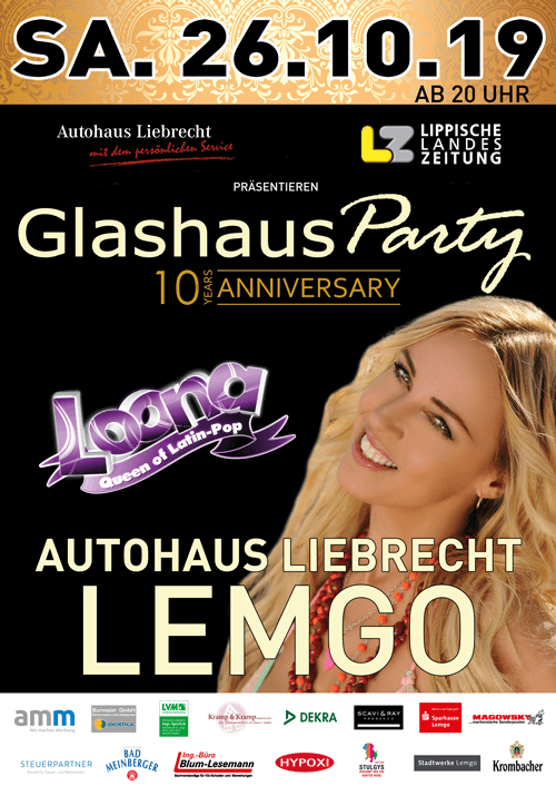 Plakat_GlashausParty_Liebrecht_Lemgo_26.10.2019_Din_A3_500px